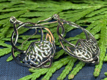 Load image into Gallery viewer, Ashling Celtic Knot Earrings