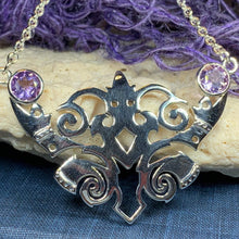 Load image into Gallery viewer, Emeria Celtic Goddess Necklace