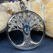 Load image into Gallery viewer, Glorianna Tree of Life Necklace