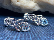 Load image into Gallery viewer, Celtic Mother's Knot Earrings