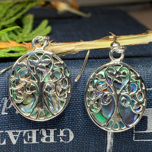 Domhainn Tree of Life Earrings