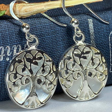 Load image into Gallery viewer, Domhainn Tree of Life Earrings
