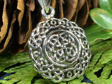Load image into Gallery viewer, Laidley Celtic Knot Necklace