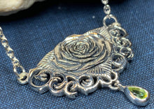 Load image into Gallery viewer, Wild Irish Rose Necklace