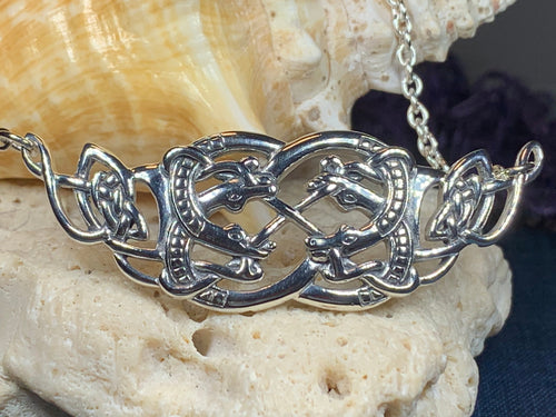 Celtic Viking Necklace