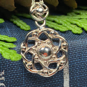Kaleigh Celtic Knot Necklace