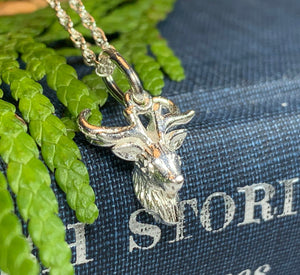 Scotland Stag Necklace