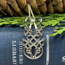 Load image into Gallery viewer, Adria Celtic Knot Necklace