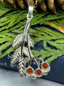 Rowan Tree of Life Necklace
