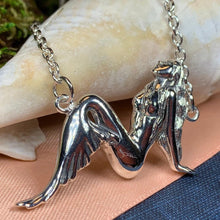 Load image into Gallery viewer, Mermaid Goddess Necklace
