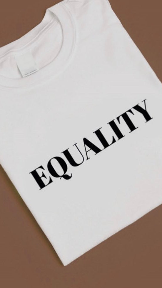 EQUALITY Signature Tee