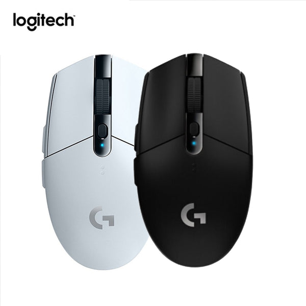 Logitech G304 LIGHT SPEED 6 Buttons Wireless HERO Sensor  Adjustable Gaming Mouse