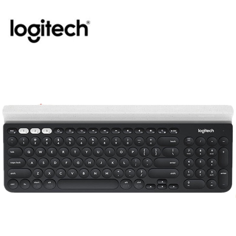 Logitech K780 Wireless Bluetooth Keyboard Dual-Mode Switch Activer Multi Device Computer Keyboard