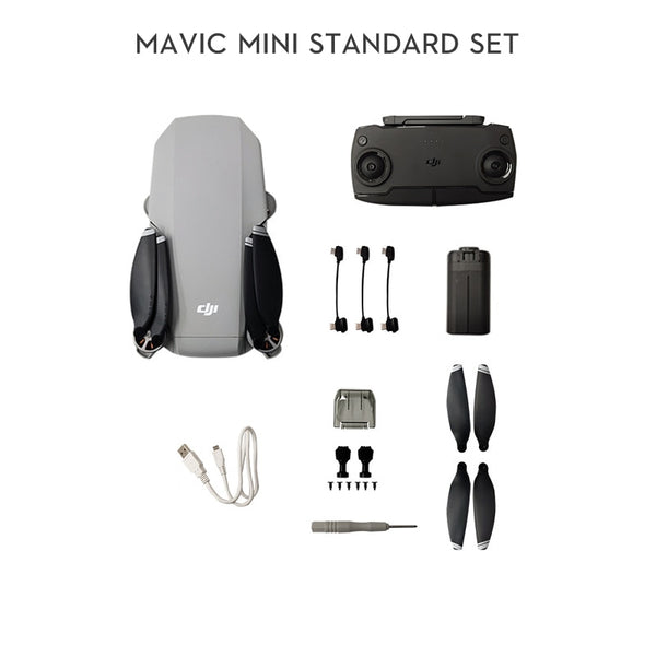 DJI Mavic mini drone standard set with 2.7k camera FCC MT1SS5 version flight time 30 minutes original in stock