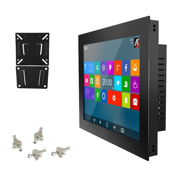 "18.5"" 15.6"" 17.3"" 14 inch Industrial Panel PC Tablet with Resistive touch 4gb RAM 32Gb SDD win7 win10 linux"
