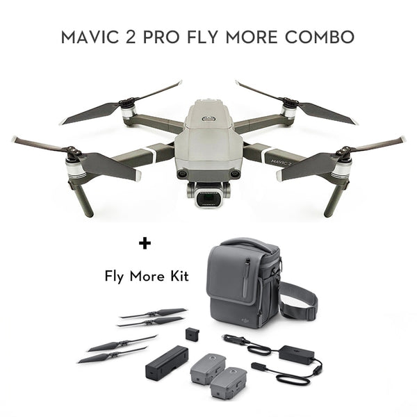 DJI Mavic 2 Pro / Mavic 2 Zoom / Fly More Combo Drone RC Quadcopter in stock original brand new