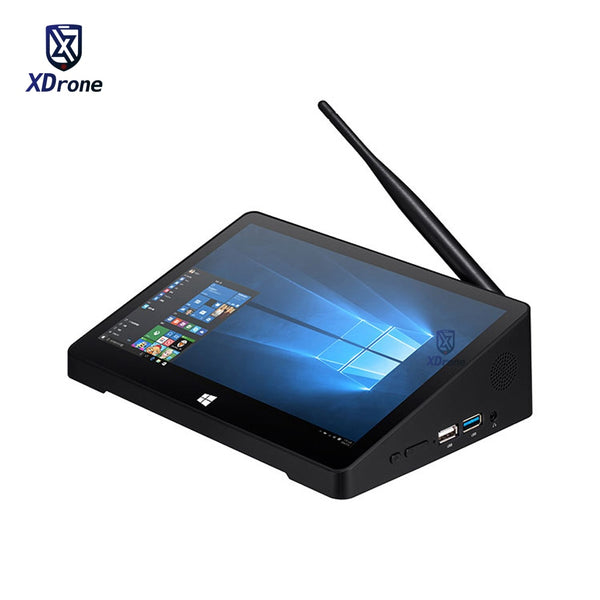 "Mini PC X10 PRO All in one PC POS 10.8"" Touch Screen WIFI Intel Quad Core RJ45"