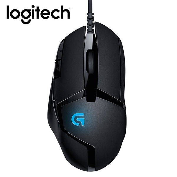 Logitech G402 Hyperion Fury FPS Gaming Mouse 4000 DPI Wired Optical High Speed