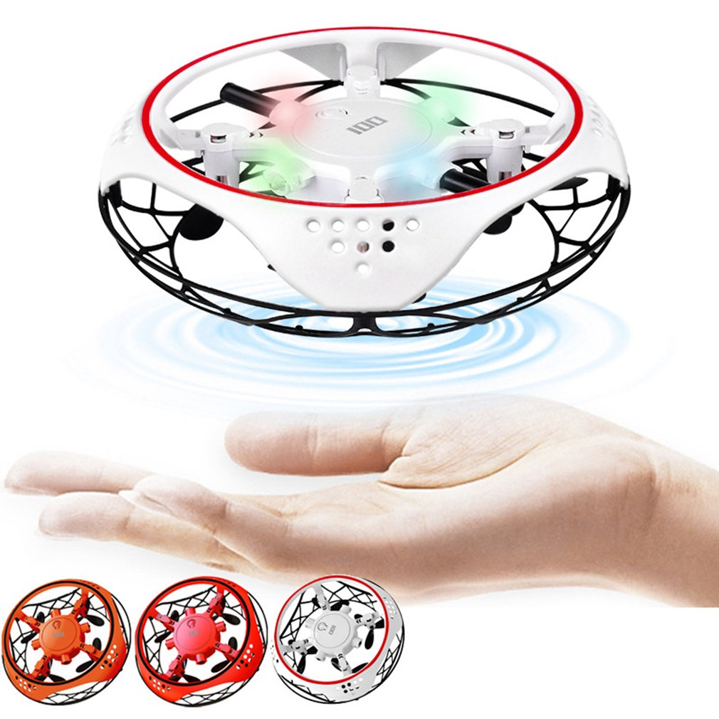 Gesture Sensor Aircraft Intelligent Suspension Drone  Mini practical portable Quadcopter