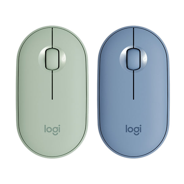 Logitech Pebble Wireless Mouse Bluetooth 2.4G Wireless Dual Mode 1000 DPI Silent Mouse Office Gaming Mice For Desktop Laptop PC