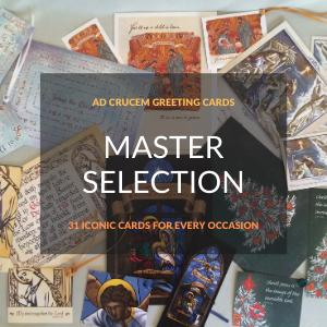 Ad Crucem Greeting Cards Master Selection