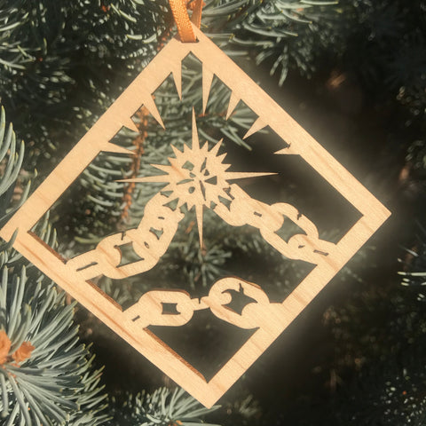 Ad Crucem Advent Jesse Tree. No. 20 - O Key of David - O Antiphon