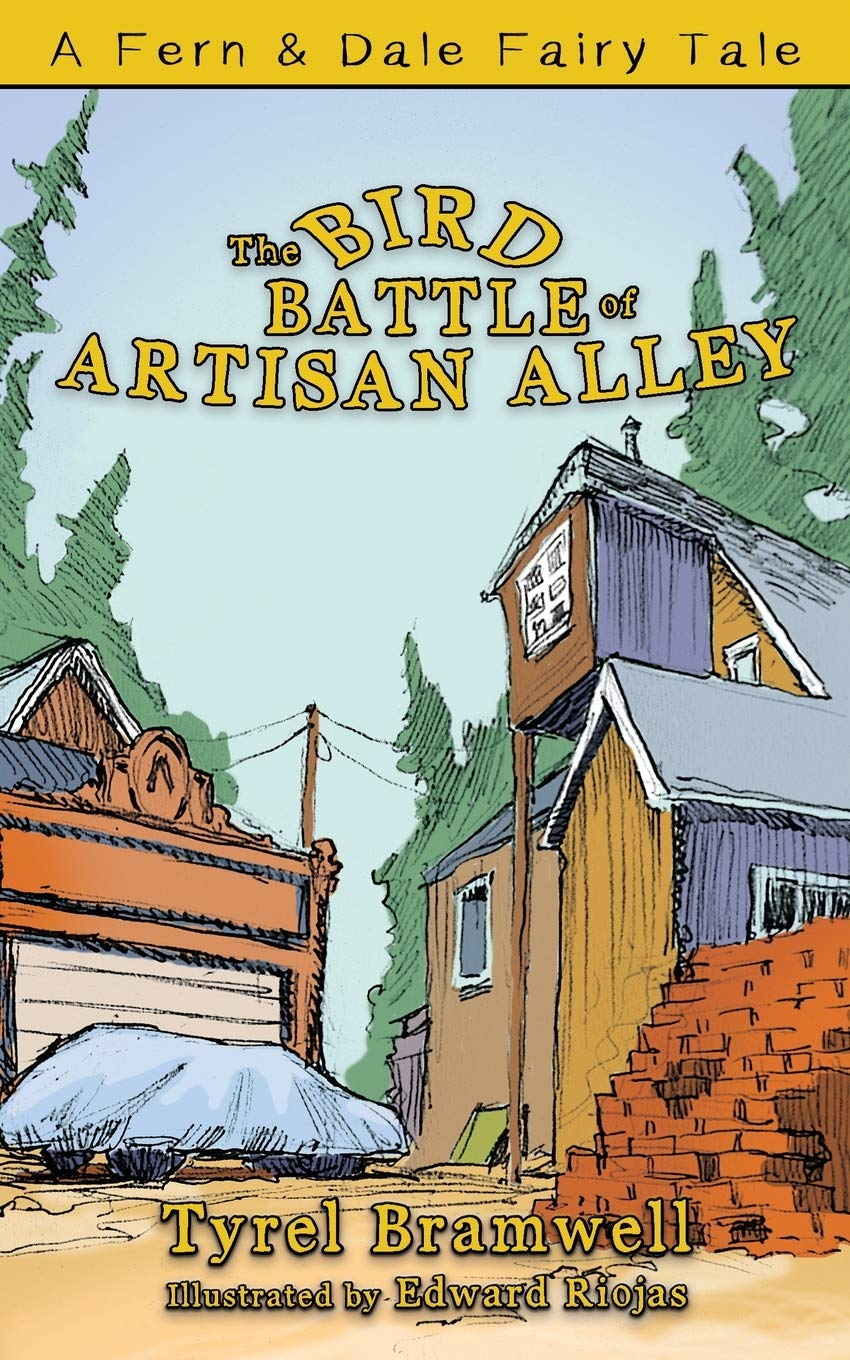 The Bird Battle of Artisan Alley - Tyrel Bramwell