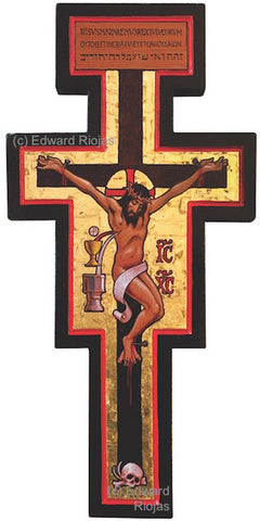 Edward Riojas' Crucifix