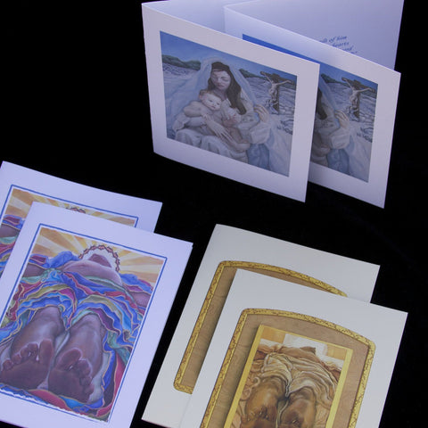 Agnus Dei - Variety Pack 3 Designs - Set of 15 Cards