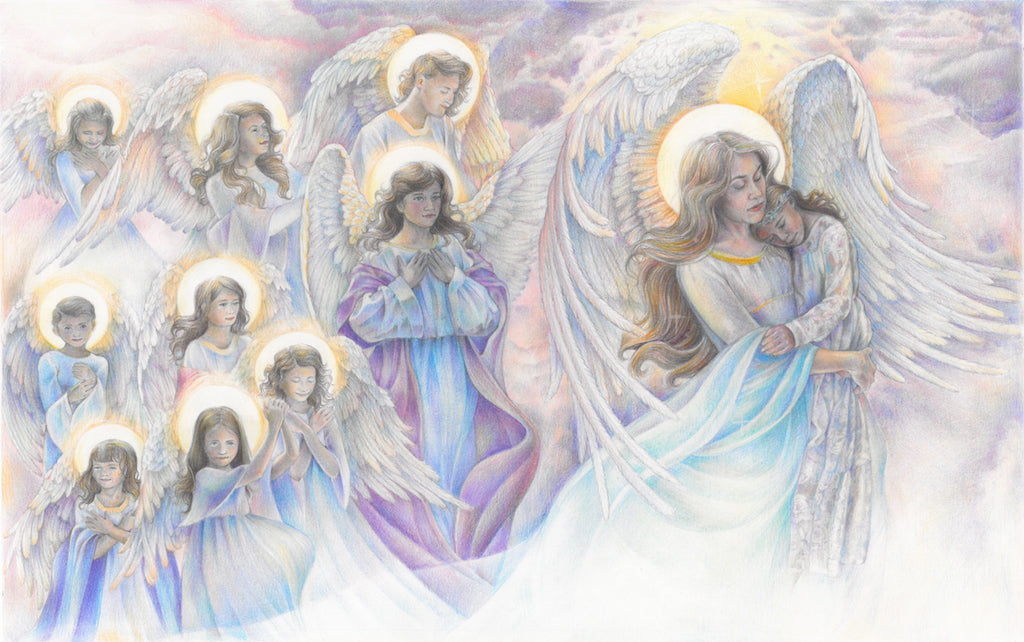 Agnus Dei - Lord, Thee I Love - Angels Come