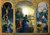 Ad Crucem Easter Triptych - Christ is Risen!