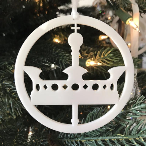 Ad Crucem Christmon - Crown and Scepter