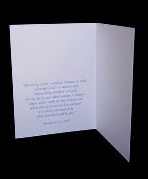 Agnus Dei - Praying Child Greeting Cards - Set of 12 Cards