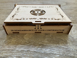 Ad Crucem Confirmation Gift Box