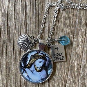 Rachel's Christ Crucified Pendant