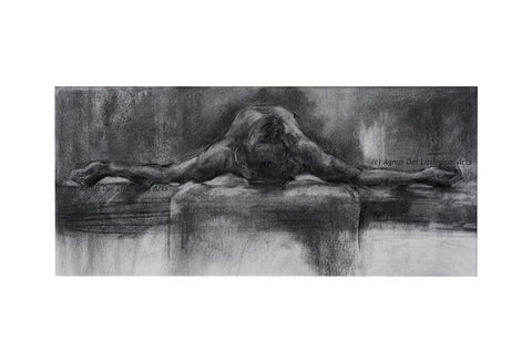 Agnus Dei - Sacrifice on the Altar - Signed Giclee Print