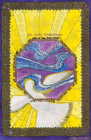 Judy Greenlees Small Catechism Series 7 Prints