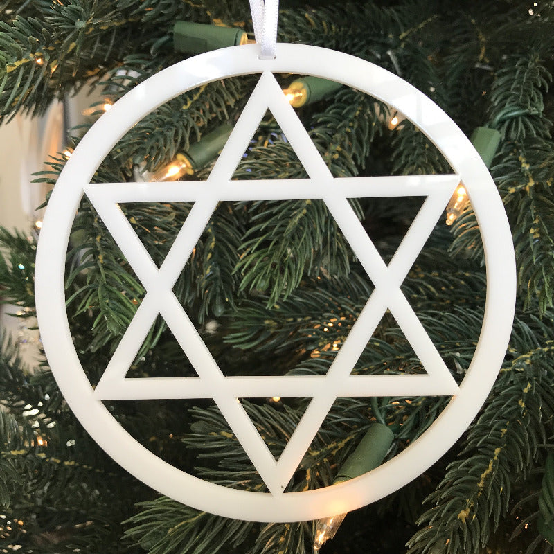 Ad Crucem Christmon - Star of David
