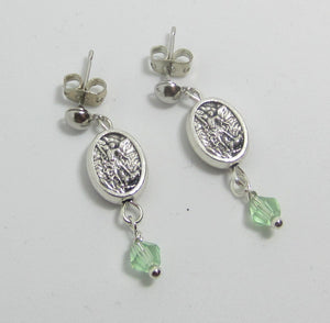 Kelly's Angel Earrings