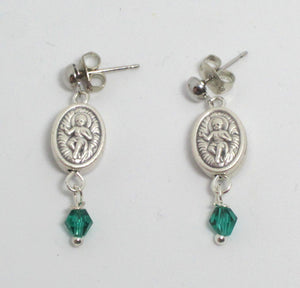 Kelly's Infant Jesus Earrings