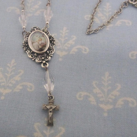 Kelly's Baptism Keepsake Necklace