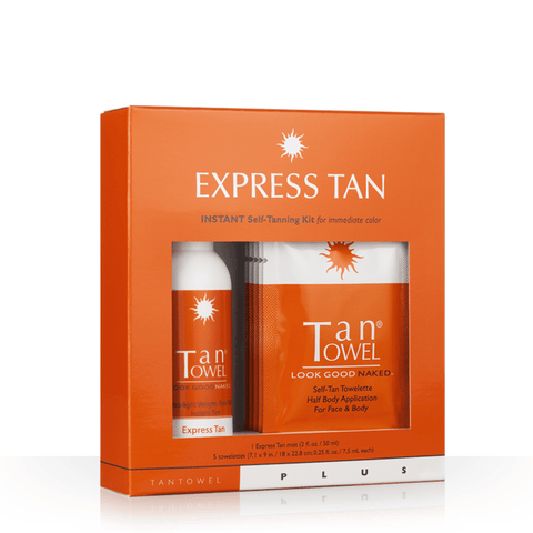 Tan Towel Express Tan Kit Plus