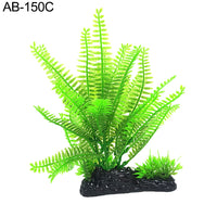 Aquarium Fish Tank Artificial Aquatic Plants Waterweeds Ornament Landscaping