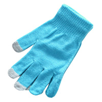 Outdoor Men Women Winter Touch Screen Gloves Warm Stretchy Full Finger Mittens