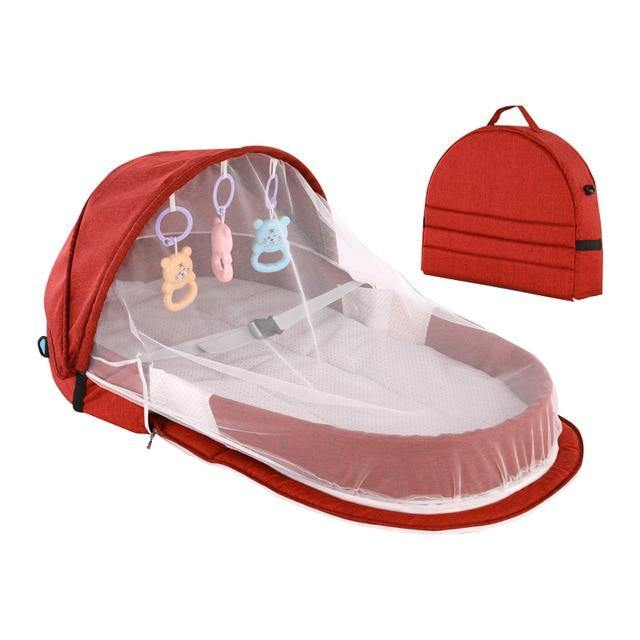 Portable Baby Backpack Bed - Max Home Tools