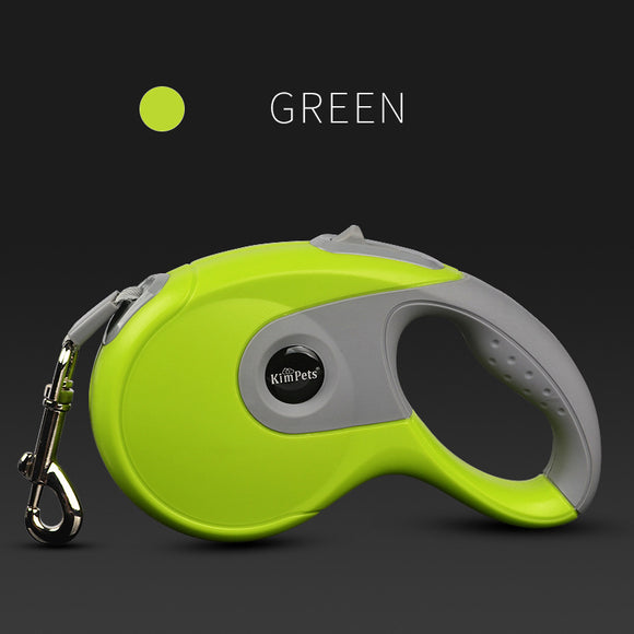 8M 50kg Retractable Large Dog Leash.  3/5/8 meters Automatic. Various Colors Available.