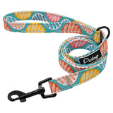 BEIRUI Heavy Duty Dog Leash. Nylon Printed Walking Lead. Length 120cm For Small, Medium or Large Dogs. Various Styles Available.