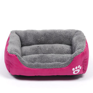 Large Dog Bed Washable. 8 Colors Available (S-3XL) Sizes.