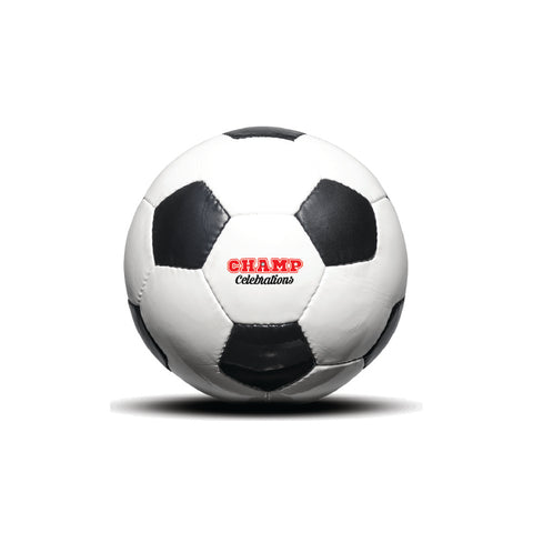 "Champ Celebrations® Size 4 Inflatable Soccer Ball, 26"" Circumference"