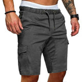 Men's Big Pocket Loose Shorts